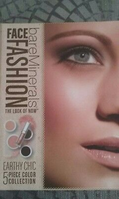 Bare minerals Face fashion Earthy Chic set