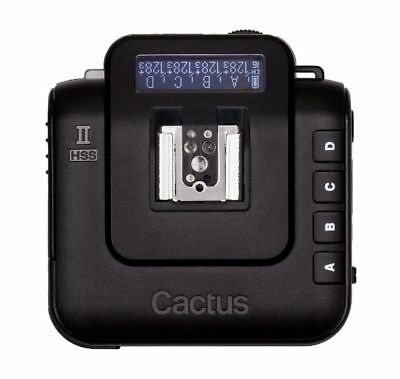 CACTUS Wireless Flash Transceiver V6 II Ausstellung, wie neu, topzustand * M200