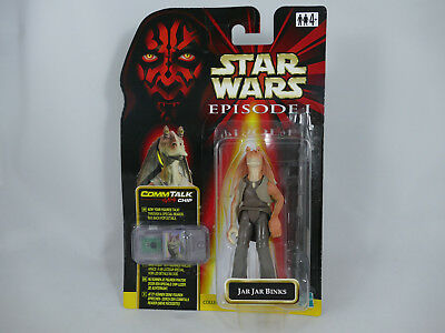 Es2 Star Wars Episode 1 Jar Jar Binks European Card Moc