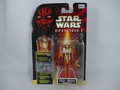 Es2 Star Wars Episode 1 Queen Amidala Coruscant European Card Moc
