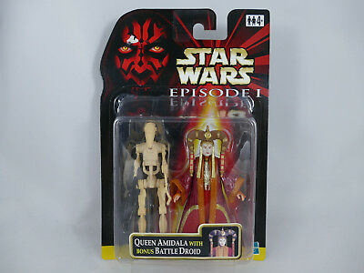 Es2 Star Wars Episode 1 Queen Amidala Coruscant With Bonus Battle Droid Moc