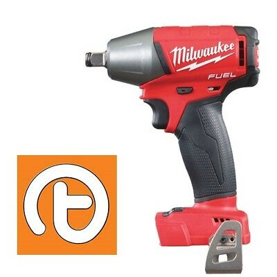 "Milwaukee M18FIWF12 18V Fuel 1/2"" Impact Wrench - Body Only"