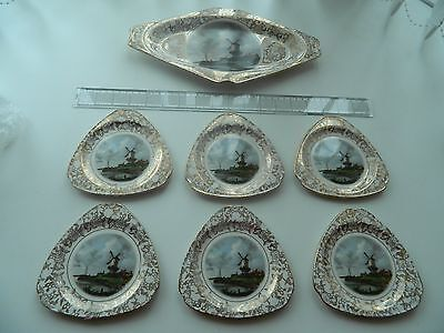 Lord Nelson Ware Plates
