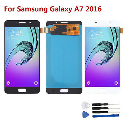 For Samsung Galaxy A7 2016 A710F A710FD OEM LCD Touch Screen Display Assembly RH