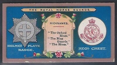 Mitchell-Regimental Crests & Collar Badges- The Royal Horse Guards