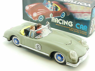 MF 763 Racing Car grau No. 5 Friktion Sound Effects China OVP SG 1412-06-79