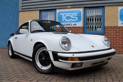 Porsche 911 3.2 Carrera Sport Coupe UK Supplied CLASSIC CAR