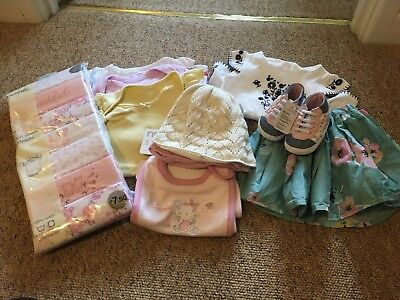 Baby Girl Bundle 0-3 Months