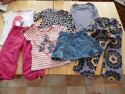 Girls clothes bundle, age 6-7, inc Boden, Laura Ashley, Next and FatFace