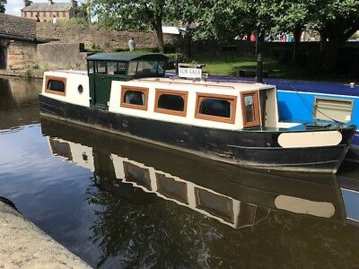 Narrowboat / Canal boat / Kate