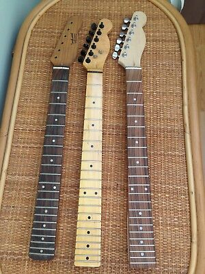 Guitar Bodies and Necks, Clearance Sale, Assorted Job Lot