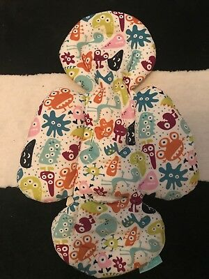 Mamaroo Infant Insert Limited Edition Monsters