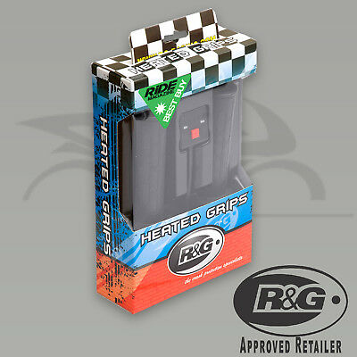 R&G Racing Motorcycle Heated Grips (for 22mm / 7/8-inch handlebars/ clipons)