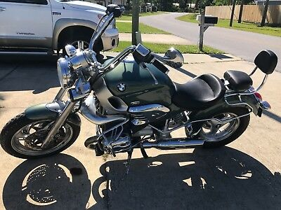 2002 BMW R-Series  Great condition. An extremely smooth ride! the James Bond bike.