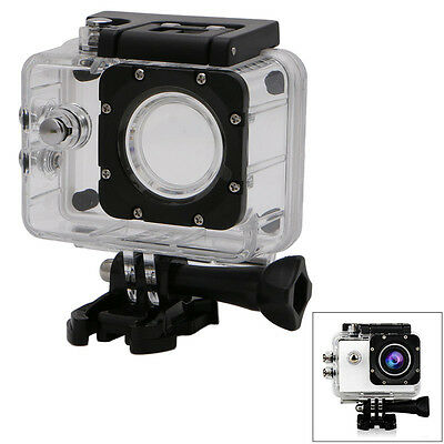 Underwater Dive Housing 30M Waterproof Case FOR SJ4000 SJCAM H9 H9R
