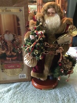 Old World Santa Grandeur Noel 16 Inch Tall  #1