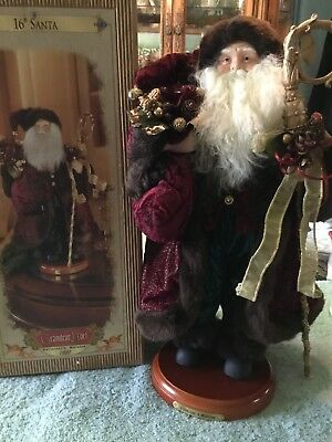 Old World Santa Grandeur Noel 16 Inch Tall  #2