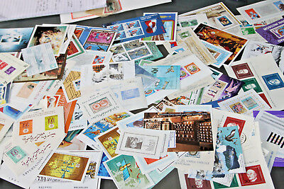Collection Of Around 100 Miniature Sheets - Br C/wealth & World - All Mnh