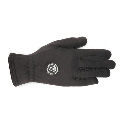 Mountain Horse Cozy Womens Gloves Everyday Riding Glove - Black All Sizes