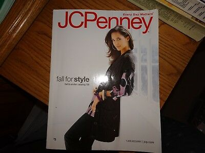 J C Penney Fall and Winter Catalog 2008 ~ JCPenney ~ JCP.com Vintage