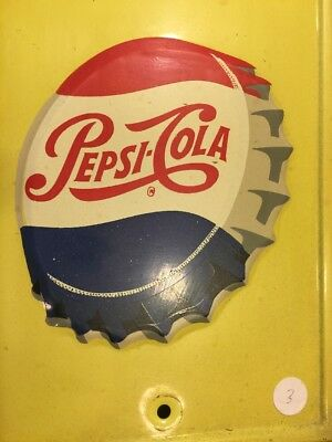 Authintic Embossed Pepsi Barometer