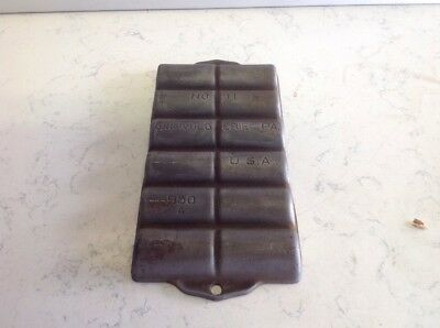 Vintage 950A Griswold Cast Iron Muffin/Popover Pan