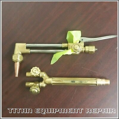 Victor Ca1350 Cutting Torch And 100Fc Handle  -  Refurbished