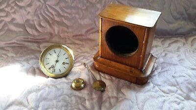 Small mantel clock
