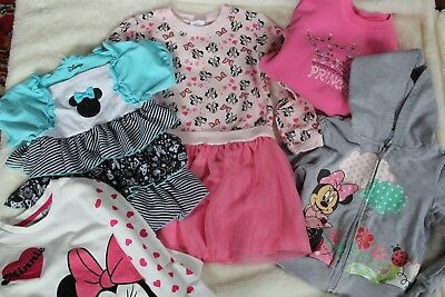 Disney Clothes Girls Size 3T/ Minnie Mouse