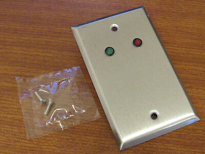 Alarm Control Corporation Model RP-9 Remote Plate (Unit Only) New Old Stock > E