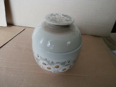 Jersey Pottery Lidded Pot