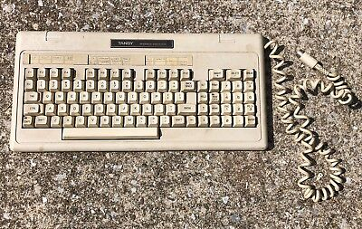 Vintage TANDY 1000 Keyboard (ONLY) for Personal Computer Electronic Radio Shack
