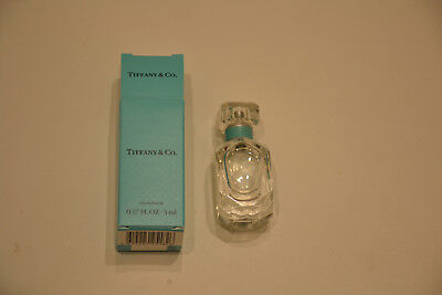 Miniature de parfum Tiffany and Co