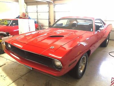 1970 Plymouth Barracuda Cuda *NO RESERVE* REAL 1970 Plymouth Cuda 440-4 Fully Optioned Numbers Matching