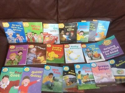 Oxford Reading Tree Read with Biff Chip and Kipper Level 4,5 6 Bundle 20 Books