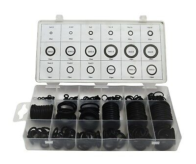 279 piece Metric O-Ring Kit, 18 Different Sizes