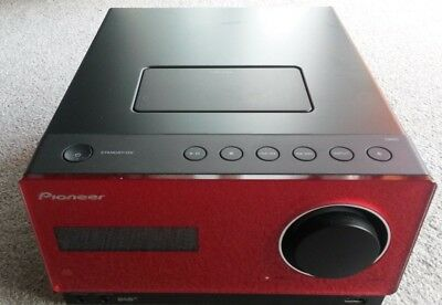 Pioneer X-CM31DAB-R Audio Shelf System UNIT ONLY NO SPEAKERS