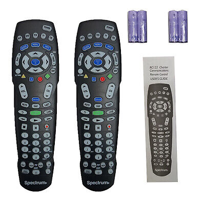 SPECTRUM/TIME WARNER/CHARTER/COX/COMCAST/XFINITY DIGITAL Cable Box ...