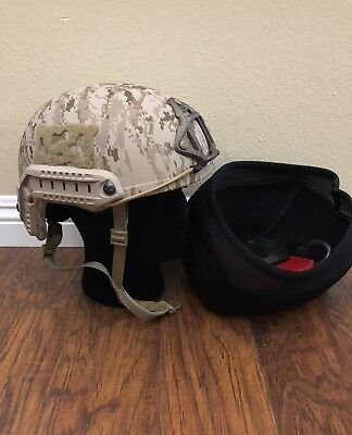 Ops Core LBH Aor1 RARE Size XL NSW Crye LBT