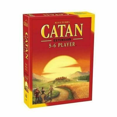 Catan - Extension for 5-6 Players (Board Game)