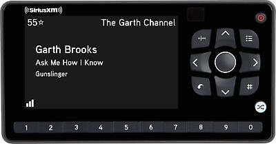 SiriusXM - Onyx EZR Satellite Radio Receiver with Home Kit - Black
