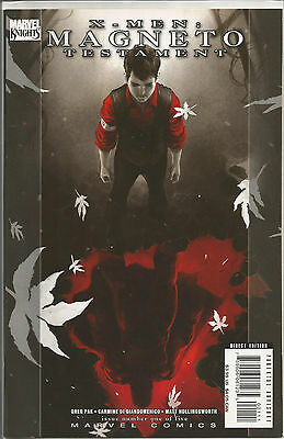 X-Men: Magneto Testament #1 (Nov. 2008, Marvel)