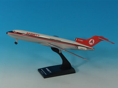 Ansett Airlines Of Australia BOEING B727-200 AIRCRAFT MODEL - Scale 1:150