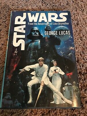 Lot Star Wars 3 HC DJ Book Club Editions, SW, Empire Strikes Back, Return Jedi