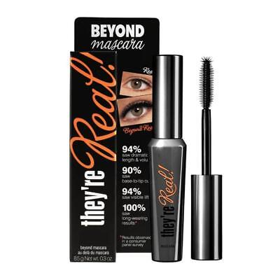BENEFIT They,re Real MASCARA New boxed Full size 8.5g BLACK Fast Aust Post