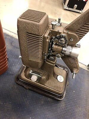 Revere P-90 8mm Movie Projector