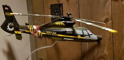 Maryland State Police Helicopter Collectible