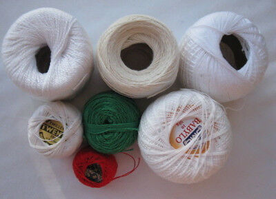 Knitting Crochet Embroidery Cotton 260g