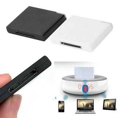 Bluetooth A2DP Music Receiver Adapter for iPod For iPhone 30-Pin Dock Speaker Ho