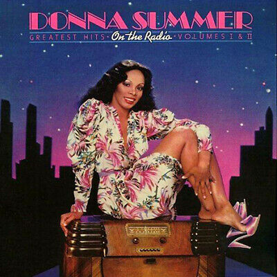 Donna Summer On The Radio: Greatest Hits Vol I & Ii Coloured Vinyl 2 LP NEW seal